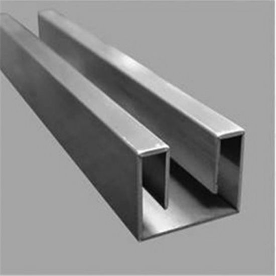 China Shower Room Profile Stainless Steel Channel Hairline