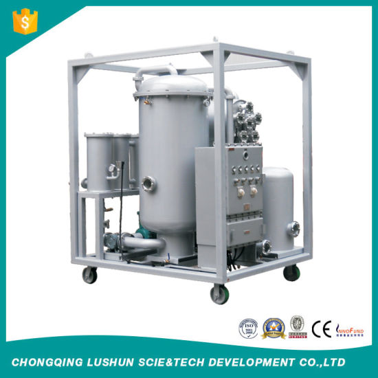 Explosion-Proof Vacuum Oil Purifier / Oil Purification Machine pictures & photos