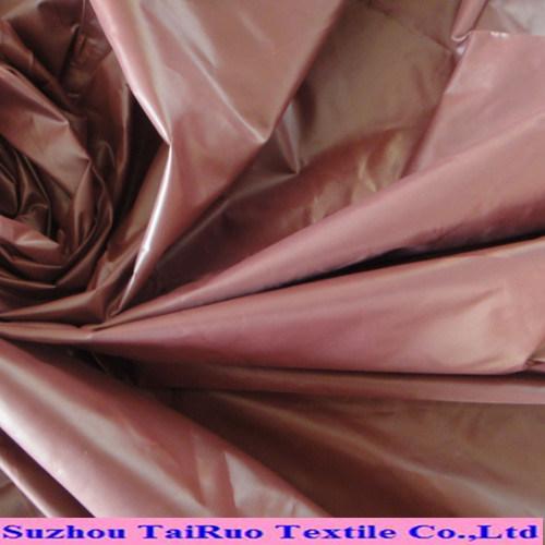 The Cheapest 210t Poly Taffeta Fabric with PU Coating