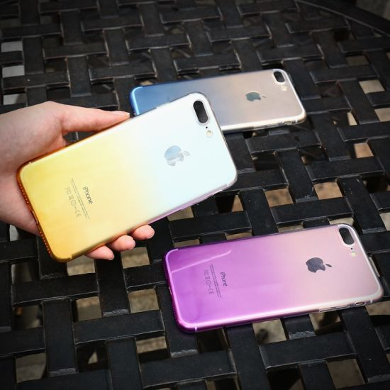 Ultra Thin Cases Crystal Clear TPU Phone Cases