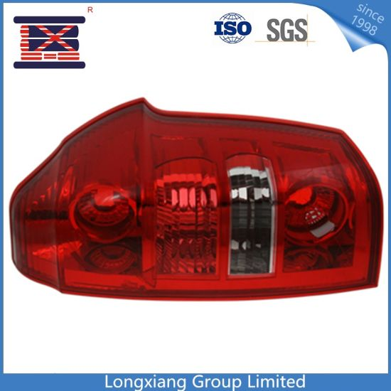 Automative Lighting Plastic Mould with Becu Inserts Overmolding pictures & photos