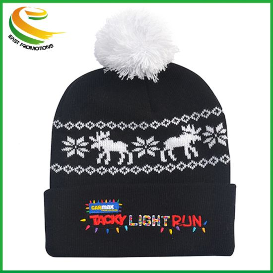 New Arrivals Fashion Warm Hat Knitted Beanie Winter Casual Cap pictures & photos