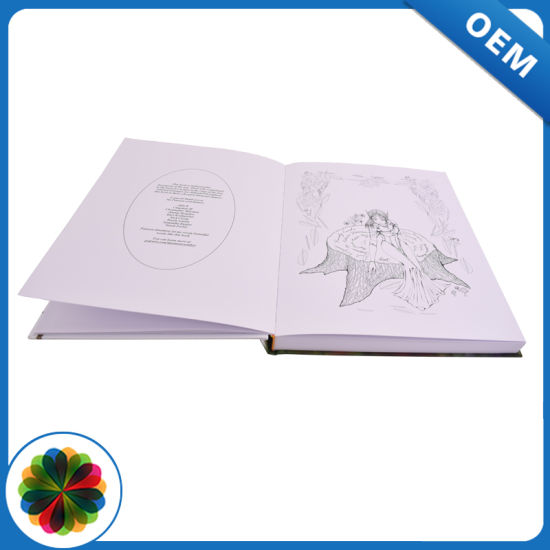 China High Quality Custom Pictures Kids Custom Coloring Book ...