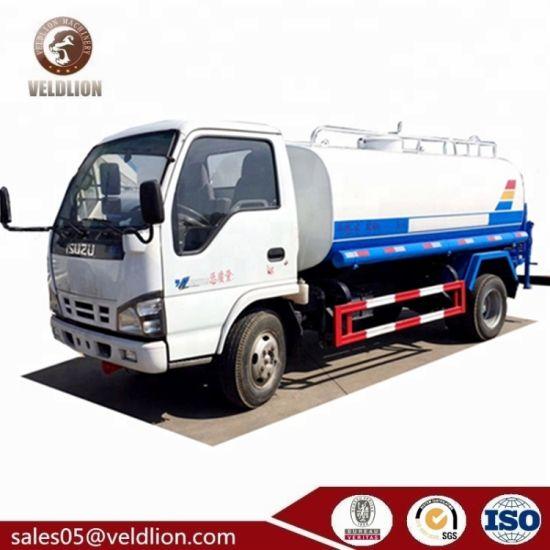 Isuzu 600p 5ton 5, 000 Litres Water Truck