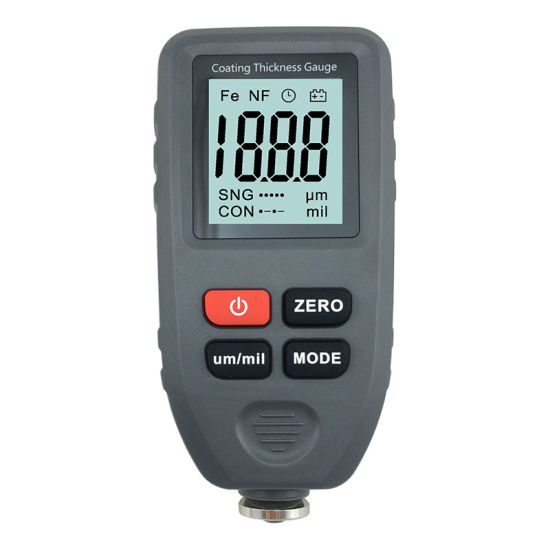 Car Paint Detector >> China Digital Coating Thickness Gauge For Automobile Paint Detector