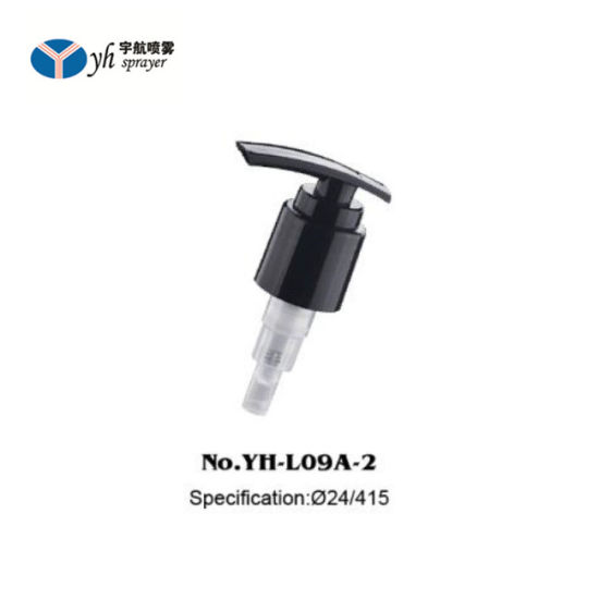 Yh-L09A Series 1.8-2.0ml/T Discharge Rate Colorful Lotion Pump pictures & photos