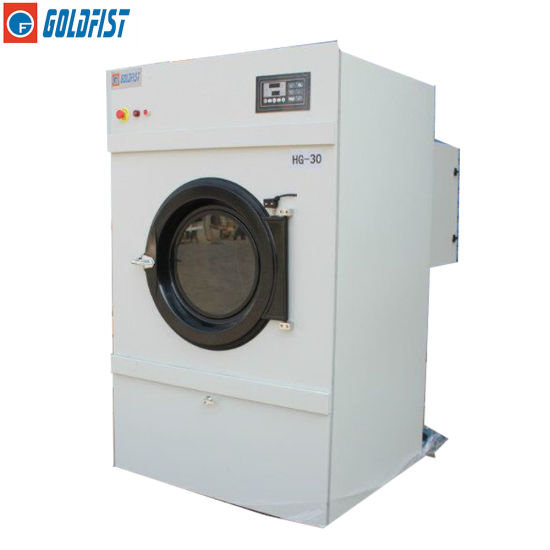 Laundry Small Size Commercial Washing Machine Prices Commercial Full Automatic Tumble Dryer (15 kg) pictures & photos