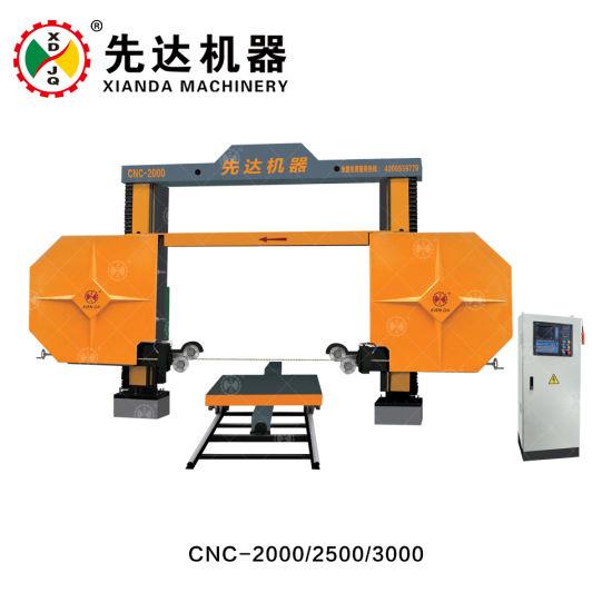 CNC Stone Diamond Wire Saw Machine