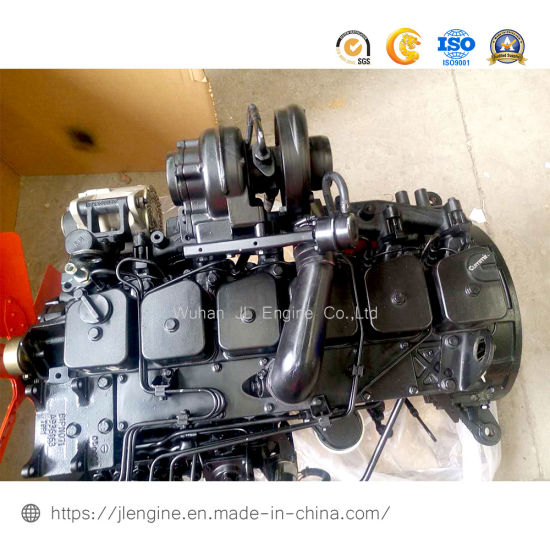 6BTA5.9 175HP 128kw Engine Assembly