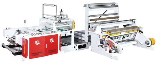 High Speed Folding and Sealing Machine