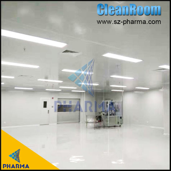 Clean Contamination Turnkey Cleanroom Project