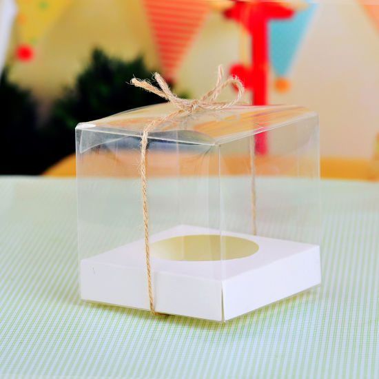 Wholesale Custom Folding Clear Plastic Box Transparent Packaging