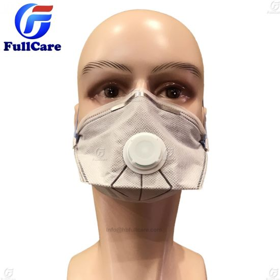 Type Dust Anti With Valve Ffp1 Duckbill Respirators Respirator Carbon Masks Gas Chemical Ffp2 Active
