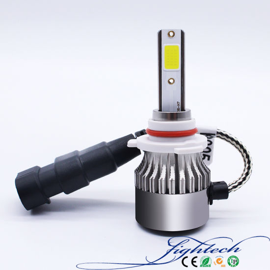 Led Replacement Headlight Bulbs >> China Lightech K3 9005 Led Replacement Headlight Bulbs