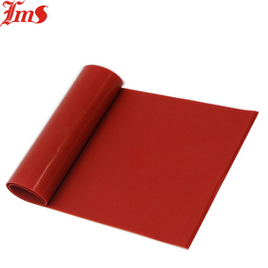 Heat Silicone Film Can Customized Various Specifications and High Resilience and Non-Stick.
