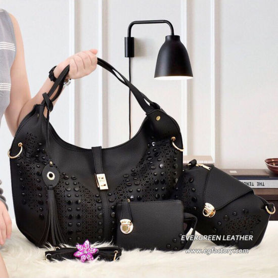 Ladies Designer 3PCS Elegant Handbag Set in China Sh623. Get Latest Price f41d107f7f759