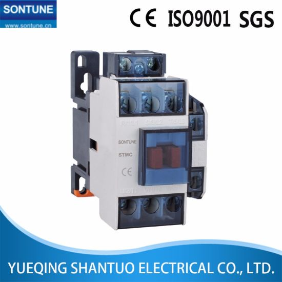 New Model Magnetic Contactor From 9A to 85A for Using Electrical Lift and Important Equipments
