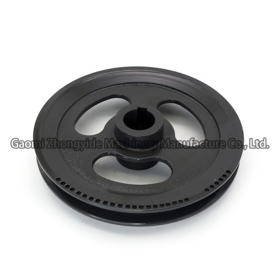 High Quality Steel Castings Driving Wheel for Mine Equipment