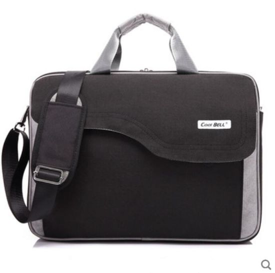 China Simple Polyester Laptop Shoulder Bag for Messenger Compartment ... 5904a8c9a9