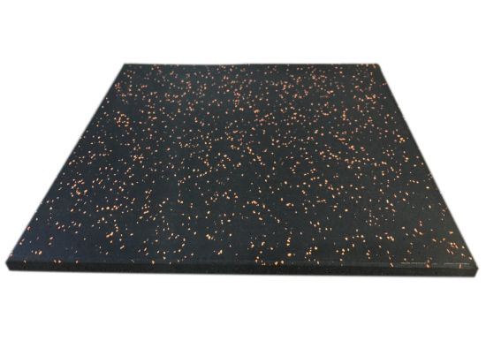 Outdoor Safety Playground Rubber Tile/Gym Rubber Flooring Mat