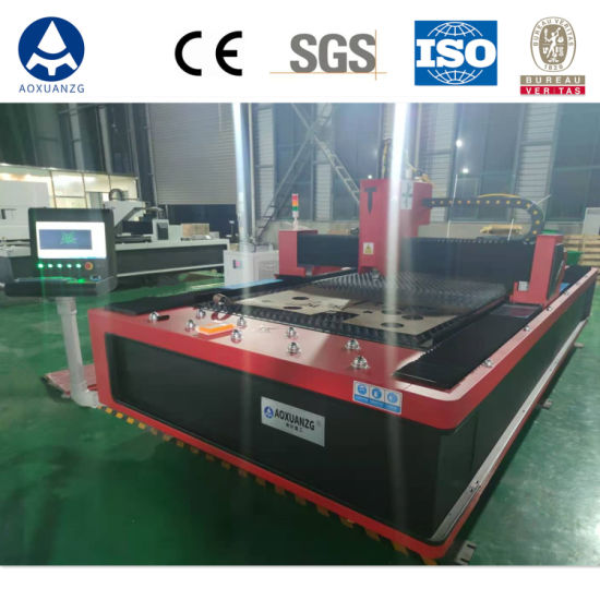 Newest Type All-in-One Design 1000W CNC Sheet Metal Plate Carbon Stainless Steel Aluminium Galvanize Fiber Laser Cutting Machine