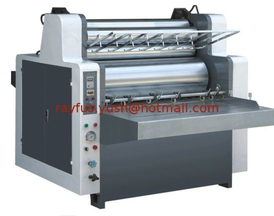 Water Based Glue Film Laminator pictures & photos