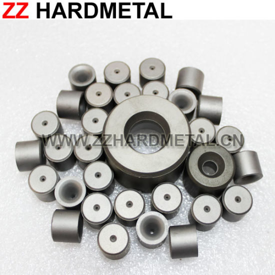 Yg6 Yg8 Tungsten Carbide Steel Copper Wire Drawing Dies pictures & photos