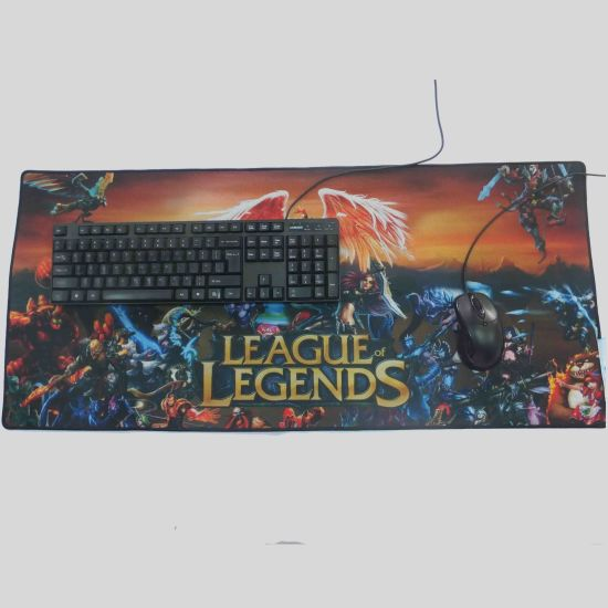 Work Mat, Game Mouse Mat, Overlocking Edge Mouse Pad