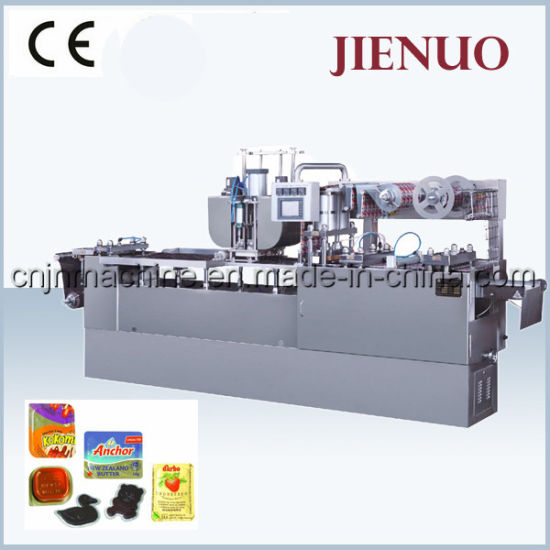 Jienuo Automatic Medicine Blister Packing Machine/Blister Sealing Machine (DPB-140) pictures & photos