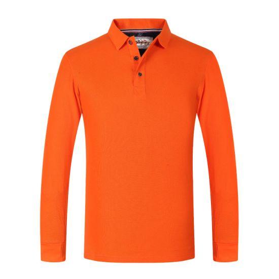 Design Your Own Logo Wholesale Custom Men's Golf Polo Shirt