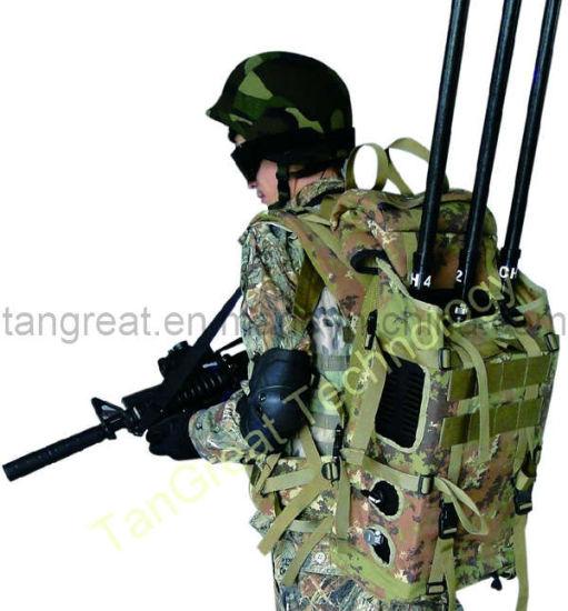 Three Bands Military Bomb Jammer (TG-VIP Manpack)