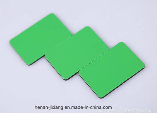 PVDF Coating Aluminum Composite Panel Use for Wall Cladding Decoration