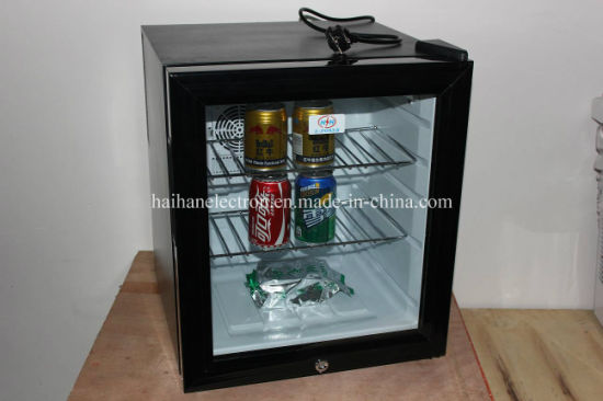 Electric Minibar with 40liter and Glass Door