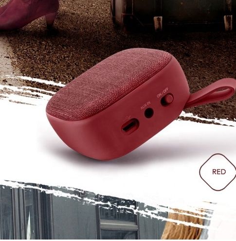 Wireless Blue Tooth V5.0 Mini Portable Speaker Box Sound Linking with Cell Phones IP Phone