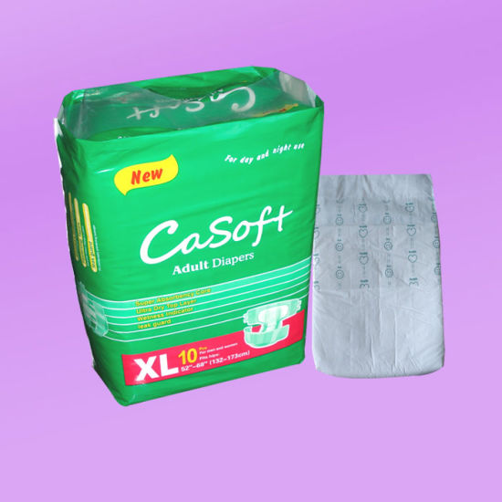 Casoft Brand Adult Diapers Size Xl pictures & photos