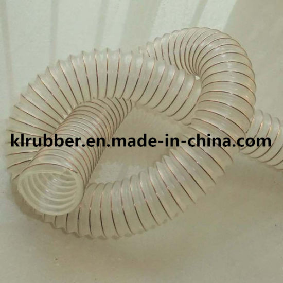 1-10 Inch Flexible PVC Spiral Suction Hose