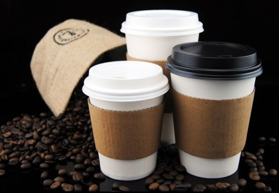 High Speed Coffee Cup Sleeve Making Machine (GK-650BA) pictures & photos