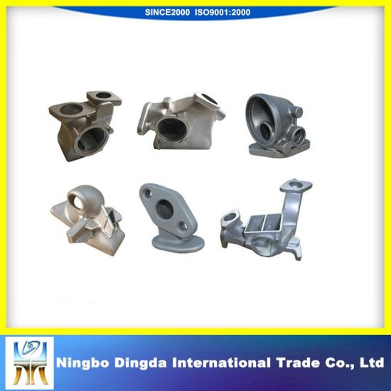 Precision CNC Machining Steel Parts pictures & photos