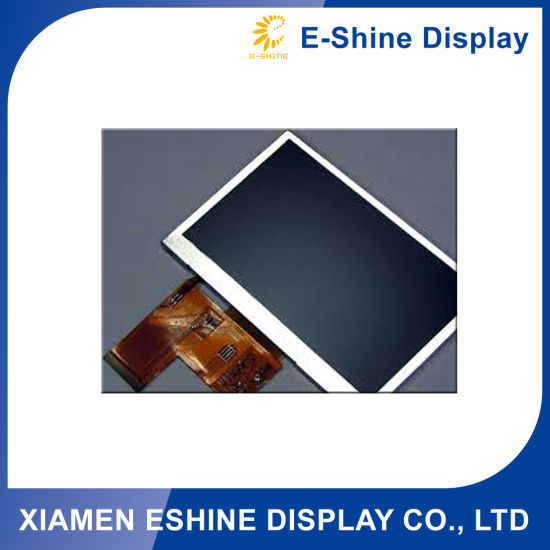 "4.3"" Full Color TFT LCD Display Panel Touchscreen for sale pictures & photos"