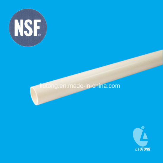 PVC Male Adaptor ASTM D2466 Standard for Supply Water with NSF Certificate pictures & photos
