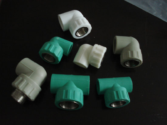 PPR Tee, Female Thread Tee, PPR Pipe Fitting pictures & photos