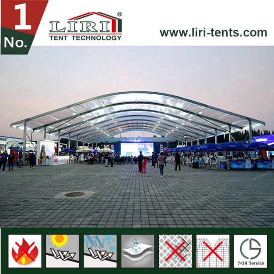 40m Special Arcum Tent for Event Center and Church Center in Nigeria pictures & photos