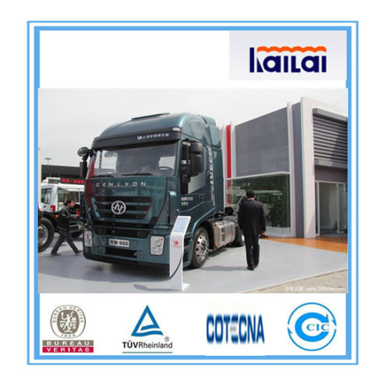 2018 China Famous Brand Iveco C100 380HP Tractor Truck for Hot Sale pictures & photos