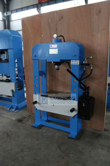 Manual Hand Operate Hydraulic Press Machine (HP-30S HP-50S HP-100S) pictures & photos