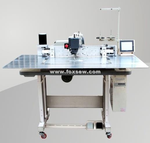 China Programmable Pattern Sewing Machine Car Upholstery China