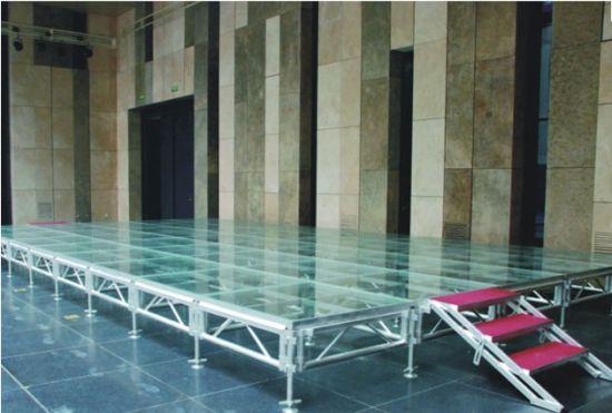 4X4FT Event Aluminum Stage Platform/ Wholesale Aluminum Outdoor Wedding Stage