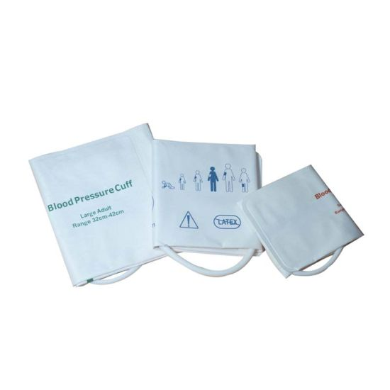 Single Tube NIBP Cuff, Reusable NIBP Cuff pictures & photos