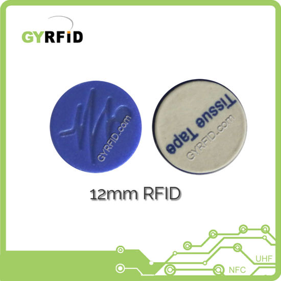 Tiny RFID Lf RFID Tags for Production Management (TKA12) pictures & photos