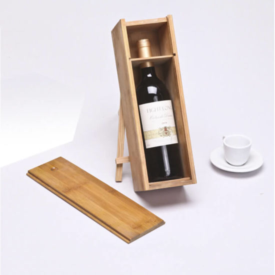 Top Sale OEM Quality Directly Sale Wooden Wine Gift Box