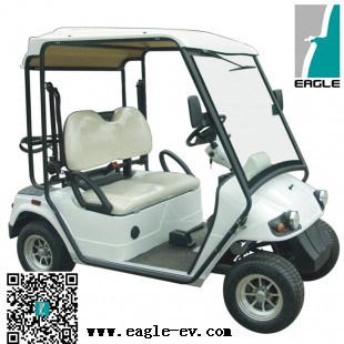 EEC Certified C. O. C. Document 2 Seats Street Legal Golf Cart